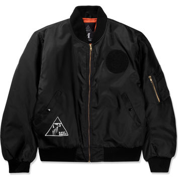 A Cut Above Black Pyramid MA-1 Jacket | from HYPEBEAST ...