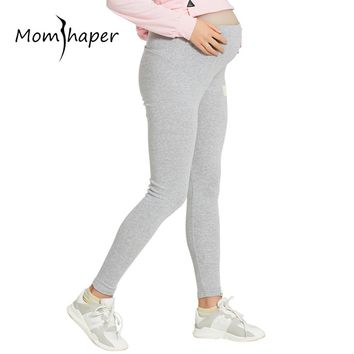 Maternity legging pants Maternity Clothing spring autumn warm pregnant leggings Pregnant Women clothing cotton pant trousers