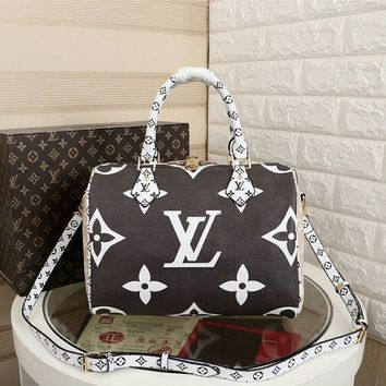 883e46c26817 LV Louis Vuitton MONOGRAM CANVAS SPEEDY 30 HANDBAG SHOULDER BAG