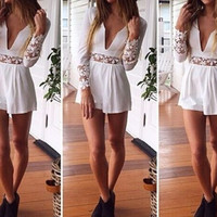 V Amazing Playsuit