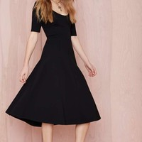 Nasty Gal Gimme the Scoop Knit Dress