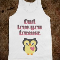 C - Owl Love You Forever