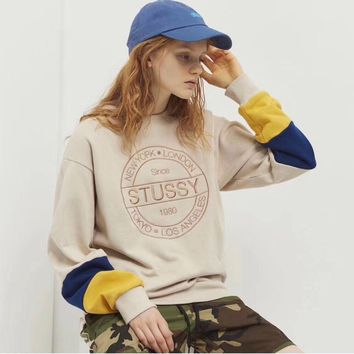 Trendy Stussy Sweater Hoodies