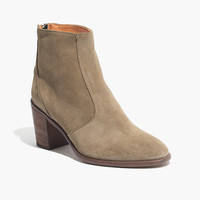 THE AMES BOOT IN SUEDE