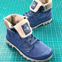 Pallabrouse Baggy Blue Sneakers - Best Online Sale