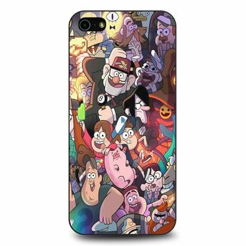 Gravity Falls iPhone 5/5s/SE Case