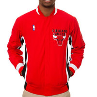 Chicago Bulls NBA Authentic Warm Up Jacket