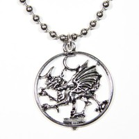 Cradle Of Filth Necklace - Dragon