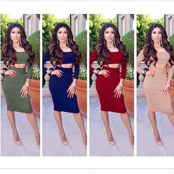 Portia & Scarlett Jessica 2 piece dress 4 colors