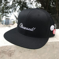 Mike Rich Cleansed Snapback Baseball Hat