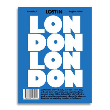 Lost In City Guide London