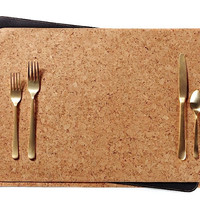 Cork Fabric Placemat