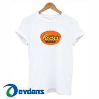 Reese's Peanut Butter Cups T Shirt Women And Men Size S To 3XL