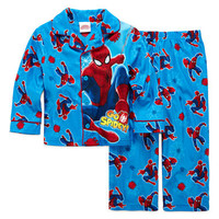 Spider-Man Pajama Set - Toddler Boys 2t-4t