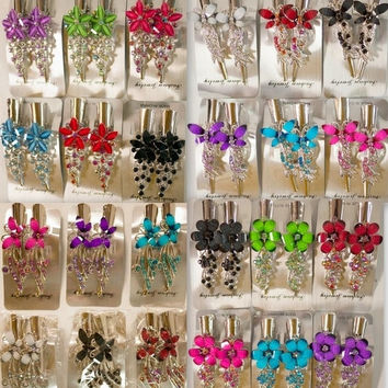 butterfly hair clamps- two piece Case of 60