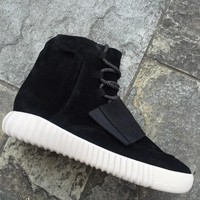 Adidas YEEZY Boots 750 Black White 40--46