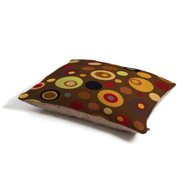 Viviana Gonzalez Vintage Colorplay 3 Pet Bed