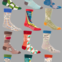 Men's Sock Wardrobe- Collection of 12 Best Selling Socks