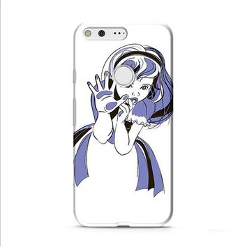 Alice through the looking glass Google Pixel 2 case