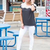 Everyday perfect skinny jeggings in white