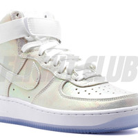 "w's air force one hi prm qs ""iridescent"""
