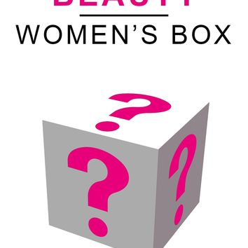 Women's BEAUTY Mystery Box