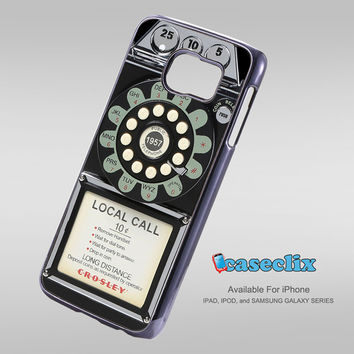 Vintage Payphone For Smartphone Case