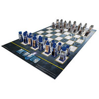 Doctor Who Chess Set - buy at Firebox.com