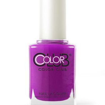 Color Club Nail Polish Lacquer Sheer Shade ANR20 UNCORKED