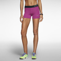"Nike Pro Core 3"" Compression Women's Shorts - Fusion Pink"