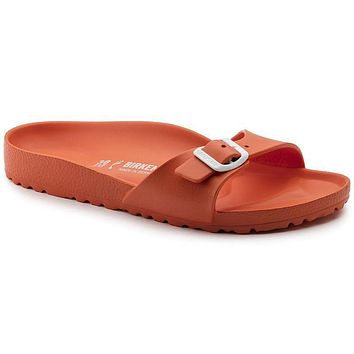 Best Online Sale Birkenstock Madrid Essentials Eva Scuba Coral 1003515 Sandals