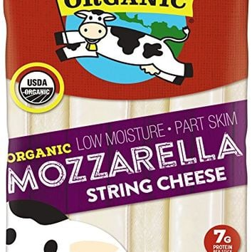 Horizon Organic, Mozzarella Cheese Sticks, 6 oz