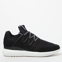 adidas Tubular Radial Black and White Lace Shoes at PacSun.com