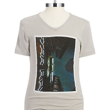 G-Star Raw Slim Fit Graphic T Shirt