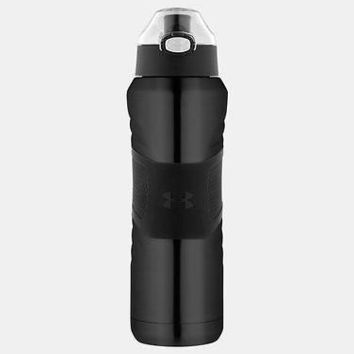 Under Armour UA Dominate 24 oz Vacuum Insulated Water Bottle with Flip Lid