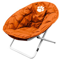 Clemson Tigers NCAA Adult Sphere Chair