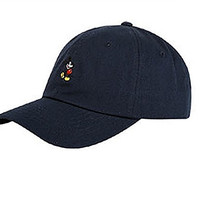 Disney Authentic Baseball Trucker Golf Sports Hats mickey Simple BALL CAPs Navy