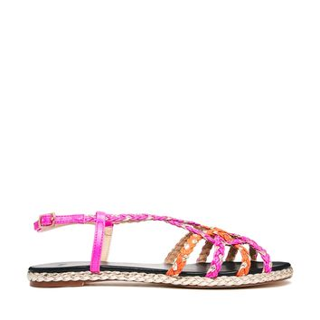 ASOS FOOLPROOF Sandals - Bright combo