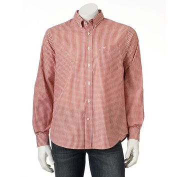 Dockers Plaid Woven Casual Button-Down Shirt - Big & Tall, Size: