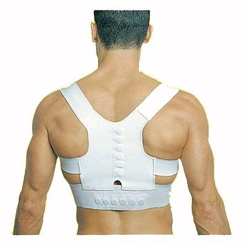 Posture Correction Shoulder Brace Sport Magnetic Posture upper Back Support Corrector