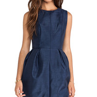 keepsake Resolution Dress in Navy