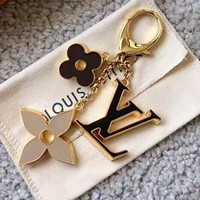 Free shipping-LV keychain pendant