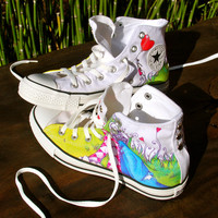 Summer Crush Studded Converse All Star Sneakers Love is in the Air Special Edition