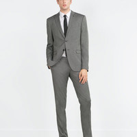 STRUCTURED SUIT