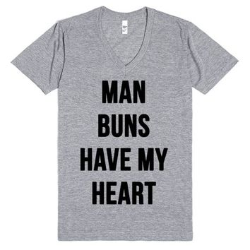 Man Buns Have My Heart