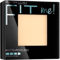 Maybelline Fit Me! Matte + Poreless Powder, 100 Translucent - CVS.com