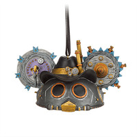 Steampunk Ear Hat Limited Edition Ornament - Cowboy
