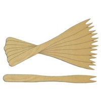 Disposable Forked Skewers