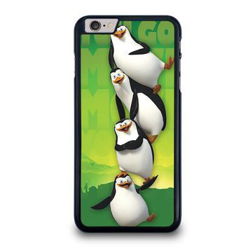 THE PENGUINS OF MADAGASKAR all character iPhone 6 / 6S Plus Case Cover