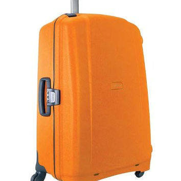 Samsonite Luggage Flite Upright 31 Travel Bag Bright Orange '